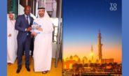 Le chef de la diplomatie émiratie reçoit son homologue togolais